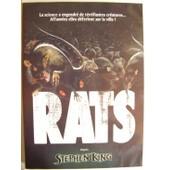 Rats D'apres Stephen King de Ralph S Singleton