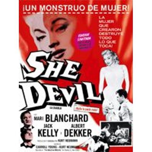 SHE DEVIL (DVD)