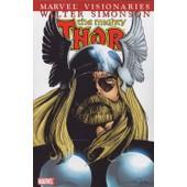 Thor Visionaries: V. 4: Walter Simonson de Walter Simonson