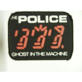 Ecusson patch The Police n°2
