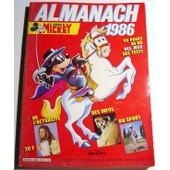 Le Journal De Mickey : Almanach 1986 N� 1986 : De L'actualit�, Des Infos, Du Sport