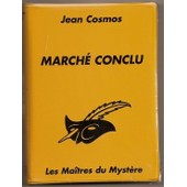 Les Ma�tres Du Mysteres N� 38 - Marche Conclu - Jean Cosmos - Cassette Audio