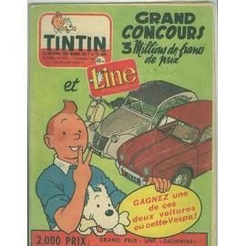 Journal Tintin N� 419