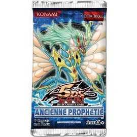 Yu-Gi-Oh! Ancienne Proph�tie - Booster.