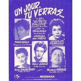 mouloudji, jacqueline françois, michèle arnaud, anny gould, dany dauberson - un jour, tu verras... (secrets d'alcove)