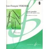 Cartes Postales - 32 Etudes Originales Et Faciles Pour Clarinette En Si B Et Piano