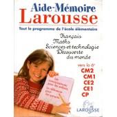 Aide-M�moire Larousse de Jeannine Borrel