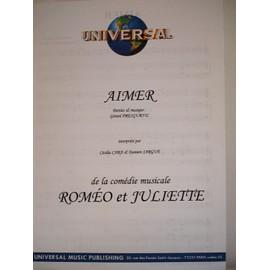 Aimer (Roméo et Juliette)