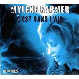 C'EST DANS L'AIR (Remixes Partie 1 - Digipak)