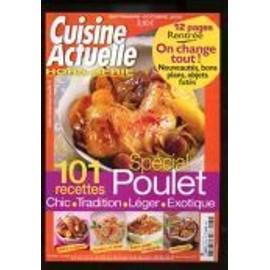 Cuisine Actuelle N� 81 : Avec Les Champignons La Rentr�e Plaisir !