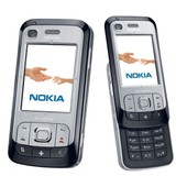 Nokia 6110 Navigator Black
