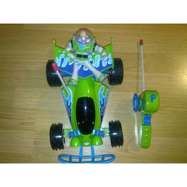 Toy Story - Voiture T�l�command� Buzz