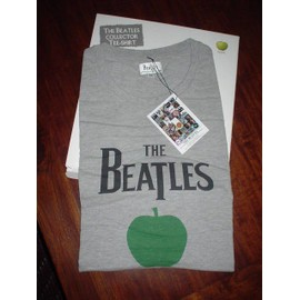 THE BEATLES T-Shirt - Gris - Taille XL