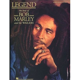 legend the best of bob marley and the wailers // piano / vocal / guitar