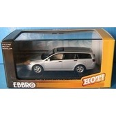 Honda Accord Wagon Break Estate Silver Ebbro 1/43