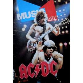 Music One N� 02 : Music One N� 2 : Ac Dc