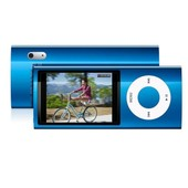 Apple iPod nano 5G 8 Go bleu