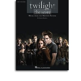 Twilight - The Score for Easy piano Carter Burwell