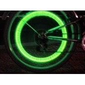 Bouchon � Led Bicycled - Led Vert