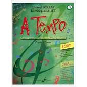 Boulay : A Tempo Vol 5 �crit - Billaudot