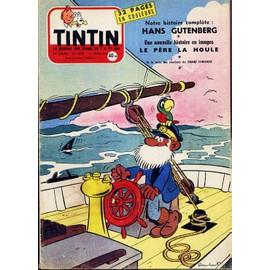 Tintin N� 439 : Hans Gutenberg - Le P�re La Houle
