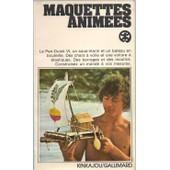 Maquettes Anim�es de Politzer Michel Annie