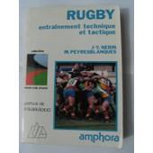 Rugby, Entra�nement Technique Et Tactique de Nerin