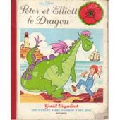Peter Et Elliott Le Dragon de walt disney