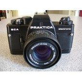 Praktica BCA Electronic - Appareil photo reflex 35 mm