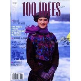 100 Idees N� 160 Du 01/02/1987