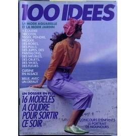 100 Idees N� 150 Du 01/04/1986