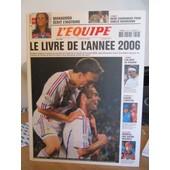 L'�quipe - Le Livre De L'ann�e 2006 de Ejnes, Gerard