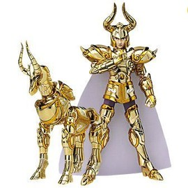 Saint Seiya - Myth Cloth Gold Saint Capricorne Or : Shura