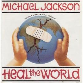 Heal the world (pochette poster)