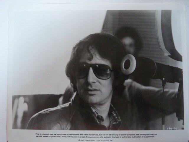 Steven Spielberg affiche de cinéma
