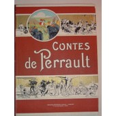 Cendrillon, Peau D'ane, Le Chat Bott�, Le Petit Chaperon Rouge de charles perrault