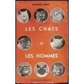 Les Chats Et Les Hommes de Maurice Barat