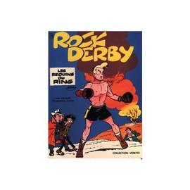 Rock Derby N� 30 : Les Requins Du Ring - Une Histoire Du Journal De Tintin