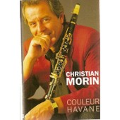 Christian Morin Couleur Havane Cassette Audio