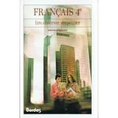 Fran�ais 4�me - Lire, Observer, S'exprimer de jean fournier