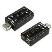 Adaptateur audio USB 7.1 - mini carte son USB