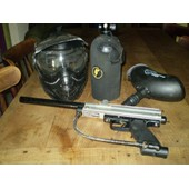 Pack Lanceur Paintball Inferno + Accessoires