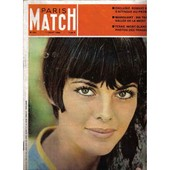 Paris Match Du 13 Aout 1966 N� 905 : Mireille Mathieu Robert Kennedy Whitman Brigitte Bardot Gunther Sachs Jean-Pierre Marquant Le Mont Blanc Mao Ts�-Toung Carita