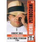 Petrucciani, Michel - Concert Solo : A Musical Masterpiece + Lettre � Michel Petrucciani