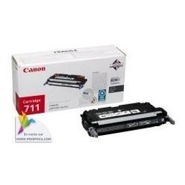Canon Cartridge 711 Bk - Noir - Original - Cartouche De Toner - Pour Color Imageclass Mf8450c; Imageclass Mf8450c, Mf9170c; I-Sensys Lbp5300, Mf8450, Mf9170
