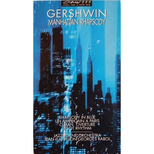 Rhapsody In Blue, Second Rhapsody, An American In Paris,