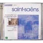 Symphonies 1 & 2 / Piano Concerto No.4 - Saint Saens, Camille