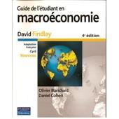 Guide De L'�tudiant En Macro�conomie, 4�me �dition de David Findlay