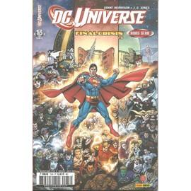 Dc / D.C. Universe Hors-S�rie N� 13 : Final Crisis ( 1/5 )