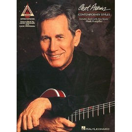Chet Atkins:Contemporary Styles Guitar Recorded Versions
